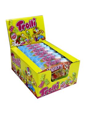 Trolli Gummy Candy Classic Bear (45g x 12)