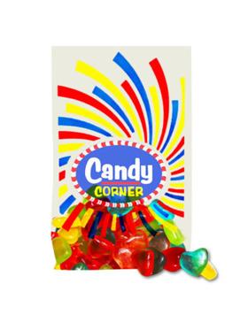 Fini Candy Corner Gummy Hearts (300g)