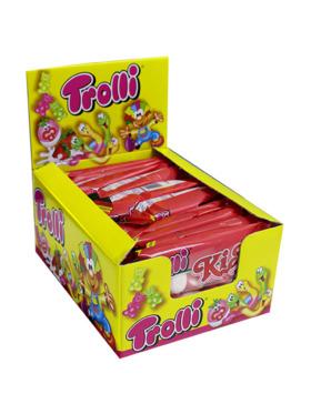 Trolli Gummy Kiss (40g x 12)