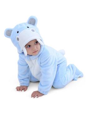 Juansie Manila Hippo Onesie for Infants
