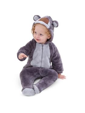 Juansie Manila Bear Onesie for Infants