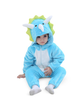 Juansie Manila Triceratop Onesie for Infants