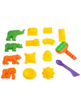 Joan Miro Modeling Tool Set - Kid's Star Sand Tools Kit