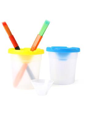 Joan Miro Paint Cups Set