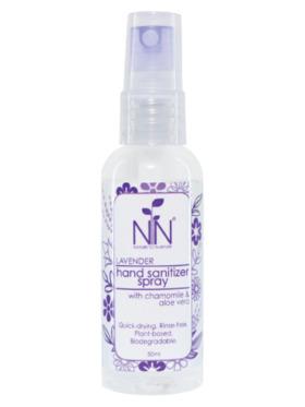Nature to Nurture Plant Based Hand Sanitizer Lavender (50ml)