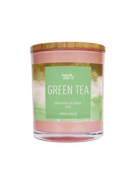 Happy Island Green Tea Soy Candle (10oz)