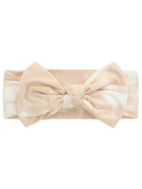 Bamberry Baby Crumple Tie Dye Headwrap