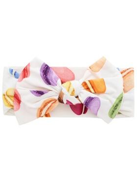 Bamberry Baby Macarons Head Wrap