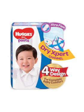 Huggies Dry Pants XL (60s)
