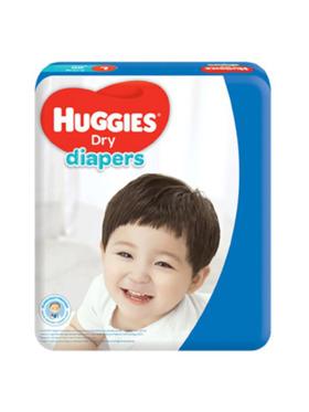 Huggies Dry Diapers Large (68s)