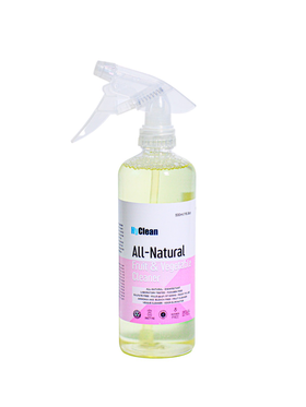 HYCLEAN All-Natural Fruit and Vegetable Cleaner (500ml)