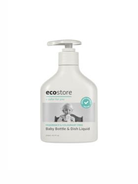 ecostore Baby Bottle Dish Wash Liquid (250ml)