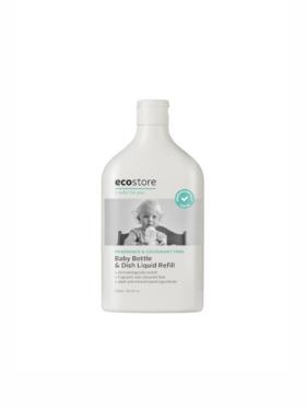 ecostore Baby Bottle Dish Wash Liquid Refill (500ml)