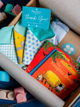 Baby Stocks Curated Milestone Box Early Tots (12-18 mos)