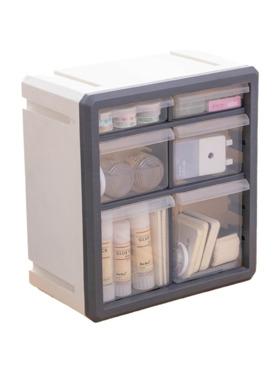 Qubit Hexa Cube Storage Box