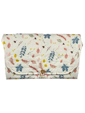 Lily and Tucker Floral Portable Diaper Changing Pad