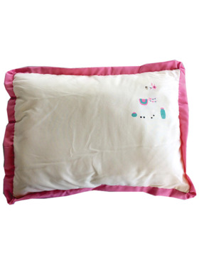 Kozy Blankie Its a New Day Toddler Pillow
