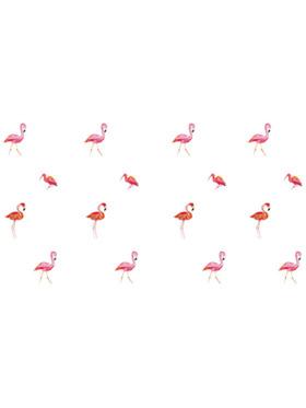 Juju Nursery Flamingo Wall Decals Nursery Stickers