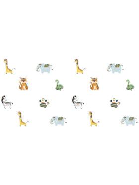 Juju Nursery Tribal Animals Wall Decals Nursery Stickers