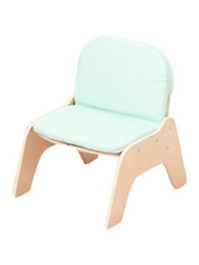 Juju Nursery PU Leather Cushioned Sofa Single Bench