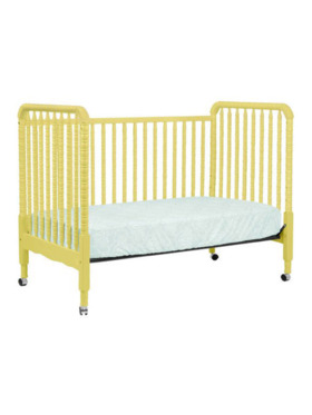 DaVinci Baby Jenny Lind 3-in-1 Convertible Crib with Toddler Bed Conversion Kit