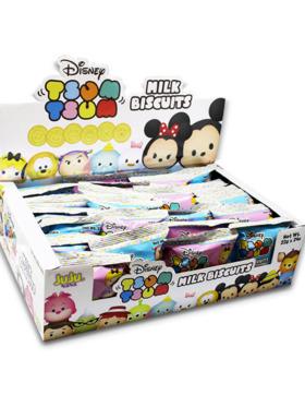 Juju Disney Tsum Tsum Milk Biscuit (22g x 24)