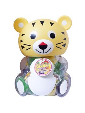 Jujuku Fruit Flavored Jelly - Tiger (800g)