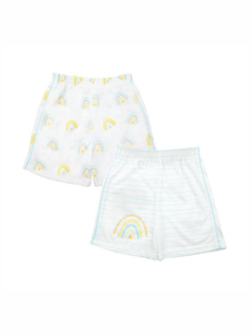 Looms Kindness Collection Boys Shorts (2pcs)