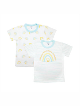 Looms Kindness Collection Boys T-Shirt (2pcs)