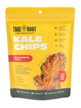 Take Root Margherita Pizza Kale Chips (60g)