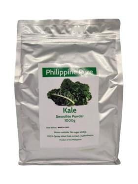 Philippine Pure Kale Smoothie Powder (1000g)