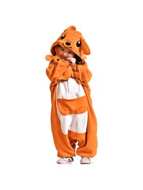Happy Hoodies Kangaroo Onesie For Kids