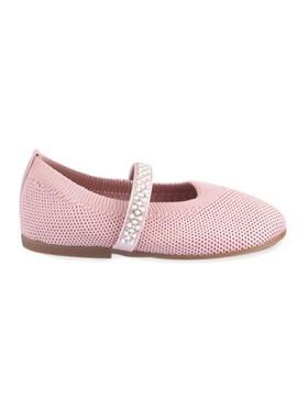 Meet My Feet Kiara2 Ballet Flats, Mary Jane for Girls