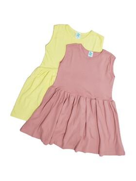 Clovermint Kids Sleeveless Dress