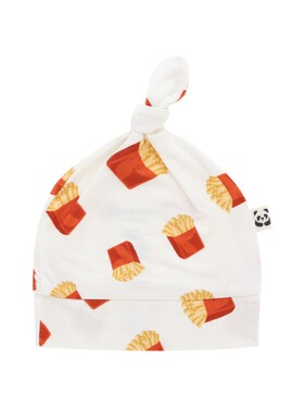 Bamberry Baby Fries Knotted Hat