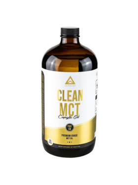 Level Up Nutra Clean MCT Oil (32 oz)