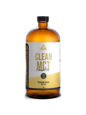 Level Up Nutra Clean MCT Oil (16 oz)
