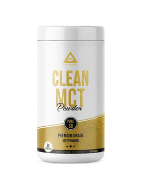 Level Up Nutra Clean MCT Oil Powder (30 Servings)