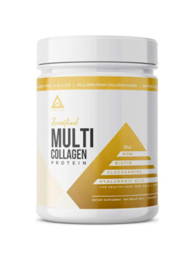Level Up Nutra Multi-Collagen Beauty Powder (50 Servings)