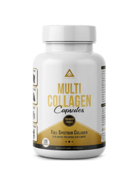 Level Up Nutra Multi-Collagen Beauty (120 Capsules)