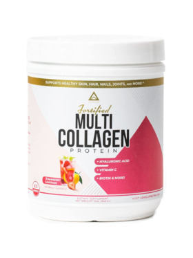 Level Up Nutra Multi-Collagen Beauty Powder (30 Servings)