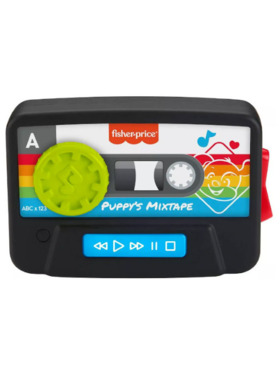 Fisher Price Laugh & Learn Puppy's Mix Tape