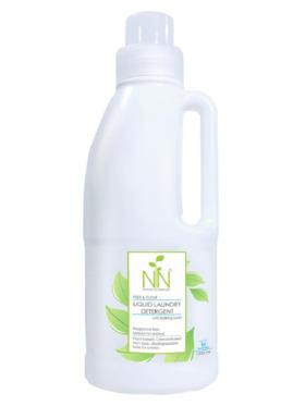 Nature to Nurture Plant Based Liquid Laundry Detergent (1000ml)
