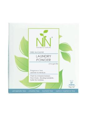 Nature to Nurture Plant Based Laundry Powder (1kg)