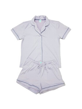 Clovermint Women's Short Sleeves and Shorts Set