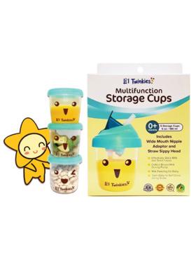 Li'l Twinkies Multi-function Storage Cups Set