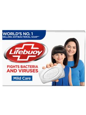 Lifebuoy Antibacterial Soap Mild Care (75g)