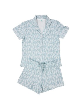 Clovermint Women's Short Sleeves and Shorts Set (Patterns)