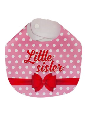 Bibs Manila Little Sister Bib