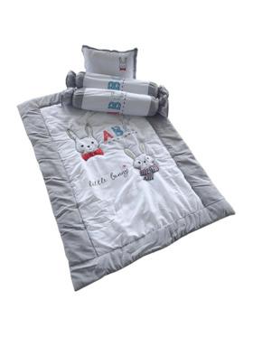 Kozy Blankie Little Bunny Comforter Set